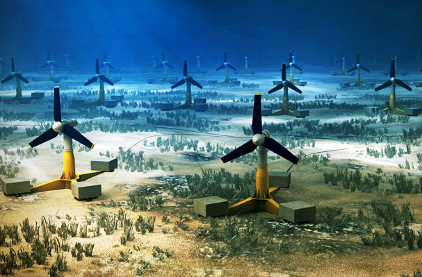 Atlantis Meygen Tidal Energy Project 4